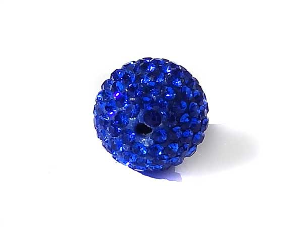 Fimo Strassperle 10 mm royal